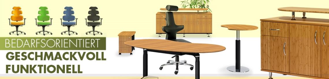 Bürostuhl-Rostock - zu unseren Bürostühlen